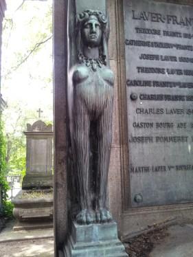 40. Montmartre Cemetery, Paris, France