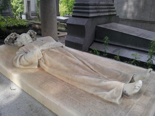 41. Montmartre Cemetery, Paris, France