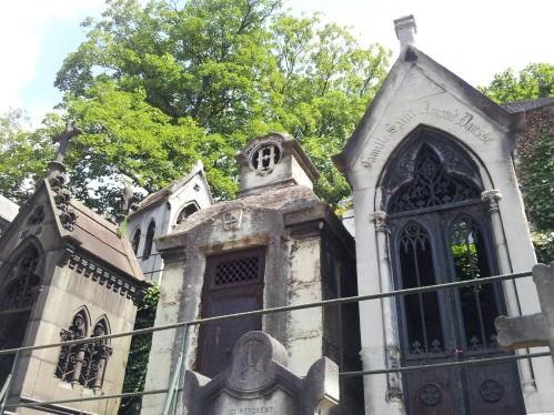 50. Montmartre Cemetery, Paris, France