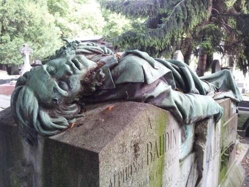 67. Montmartre Cemetery, Paris, France