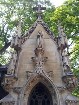 72. Montmartre Cemetery, Paris, France