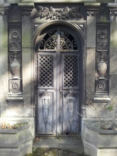 80. Montmartre Cemetery, Paris, France