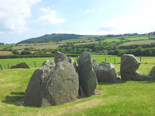 04. Knockroe Passage Tomb, Co. Kilkenny