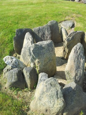 13. Knockroe Passage Tomb, Co. Kilkenny