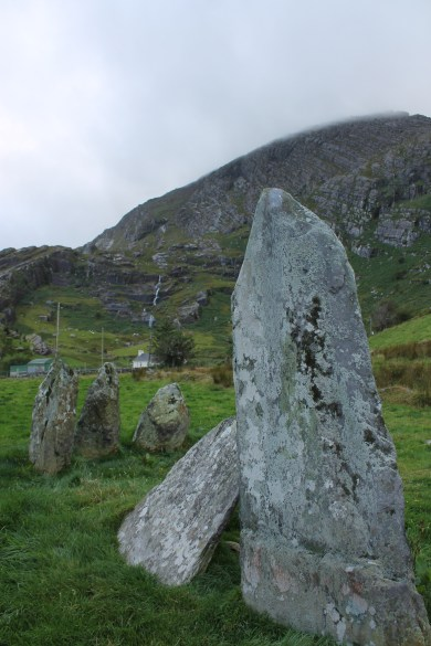 05. Shronebirrane Stone Circle, Co. Kerry