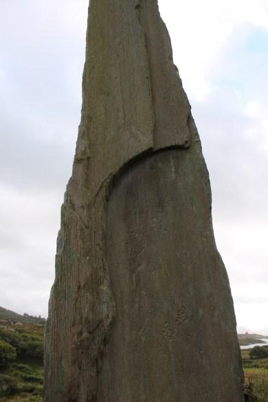 07. Ballycrovane Ogham Stone, Co. Cork