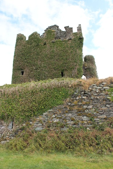 19. Ballycarbery Castle, Co Kerry