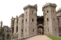 04. Raglan Castle, Monmouthshire, Wales