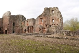 06. Raglan Castle, Monmouthshire, Wales