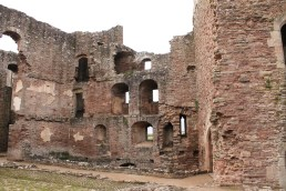 07. Raglan Castle, Monmouthshire, Wales