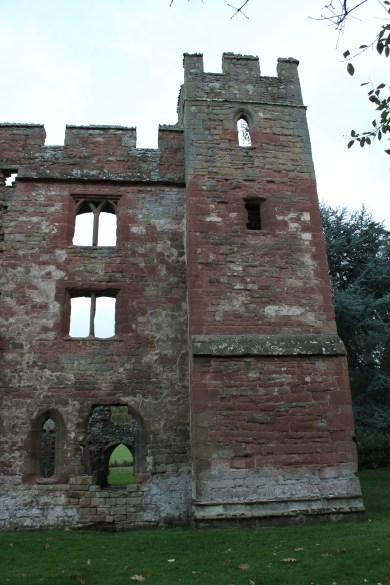 12. Acton Burnell Castle, Shropshire, England