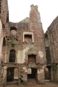 14. Raglan Castle, Monmouthshire, Wales