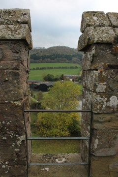 16. Stokesay Castle, Shropshire