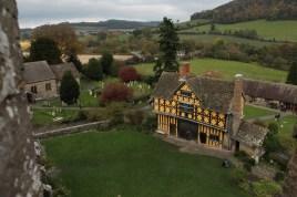 17. Stokesay Castle, Shropshire