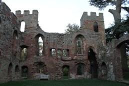 19. Acton Burnell Castle, Shropshire, England