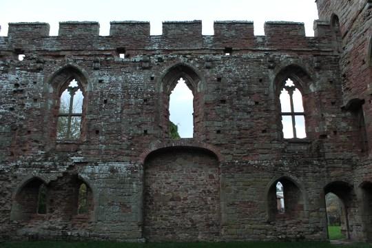 23. Acton Burnell Castle, Shropshire, England