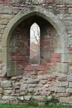 24. Acton Burnell Castle, Shropshire, England