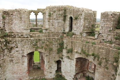 38. Raglan Castle, Monmouthshire, Wales