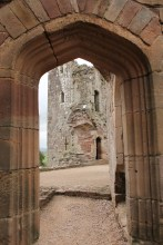 49. Raglan Castle, Monmouthshire, Wales