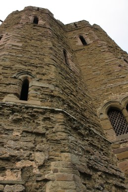 52. Stokesay Castle, Shropshire