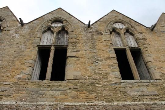 56. Stokesay Castle, Shropshire
