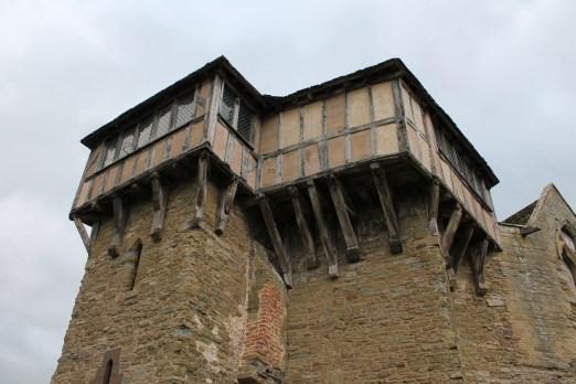 58. Stokesay Castle, Shropshire