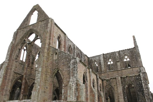 11. Tintern Abbey, Monmouthsire, Wales
