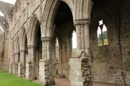 23. Tintern Abbey, Monmouthsire, Wales
