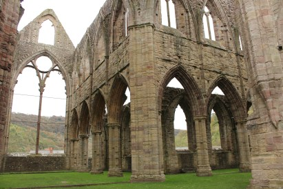 30. Tintern Abbey, Monmouthsire, Wales