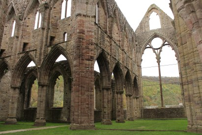 31. Tintern Abbey, Monmouthsire, Wales
