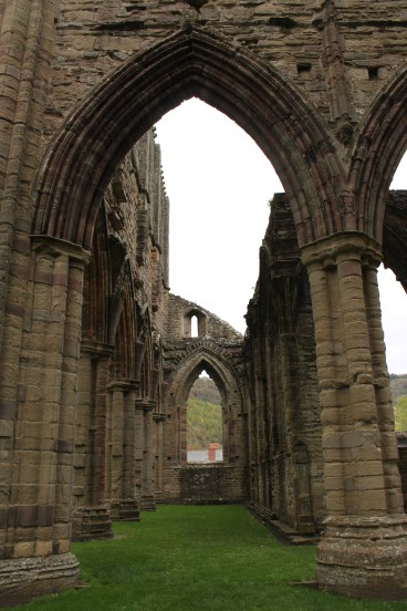 32. Tintern Abbey, Monmouthsire, Wales