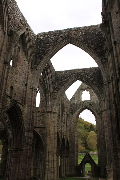 37. Tintern Abbey, Monmouthsire, Wales