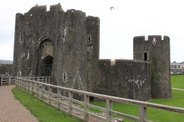 03. Caerphilly Castle, Wales