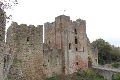 07. Ludlow Castle, Shropshire, England