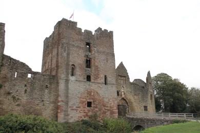 10. Ludlow Castle, Shropshire, England