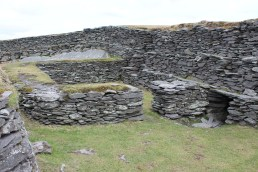 14. Leacanabuile Stone Fort, Co. Kerry