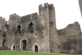 15. Caerphilly Castle, Wales