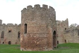 16. Ludlow Castle, Shropshire, England