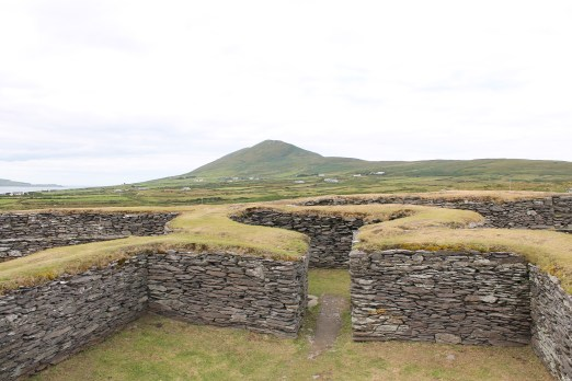 17. Leacanabuile Stone Fort, Co. Kerry