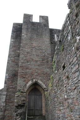 26. Caerphilly Castle, Wales