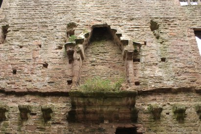 32. Ludlow Castle, Shropshire, England