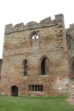 36. Ludlow Castle, Shropshire, England