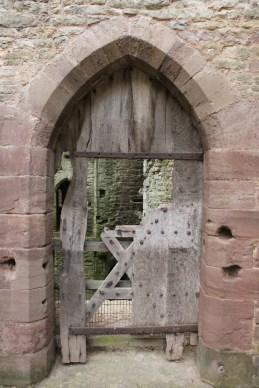 38. Ludlow Castle, Shropshire, England