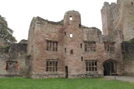 49. Ludlow Castle, Shropshire, England