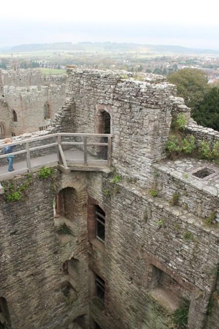 65. Ludlow Castle, Shropshire, England