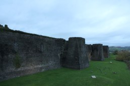67. Caerphilly Castle, Wales