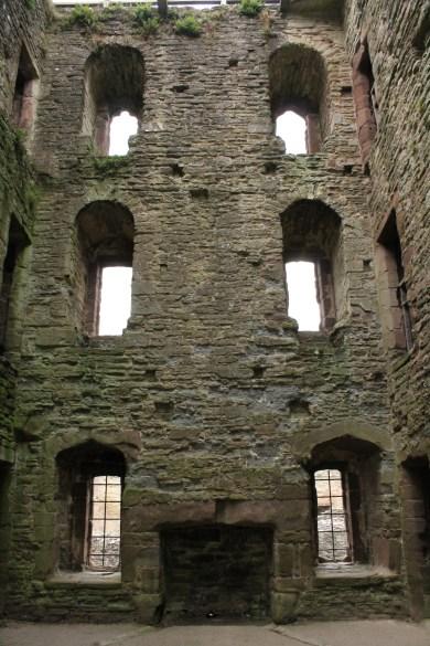 70. Ludlow Castle, Shropshire, England