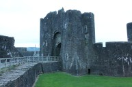 73. Caerphilly Castle, Wales