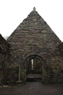 16. Kilmalkedar Church, Co. Kerry