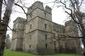 20. Kanturk Castle, Co. Cork
